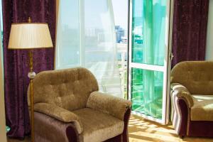 Гостиная зона в Отель Биляр Палас