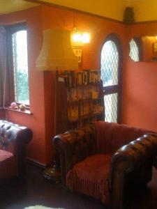A seating area at Newcourt B & B