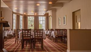 A restaurant or other place to eat at Arrochar Hotel 'A Bespoke Hotel'