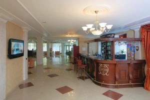 Лаундж или бар в Lecco Отель