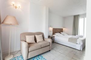 Una habitación en Hotel Boutique Elvira Plaza