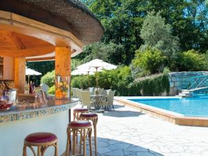 The swimming pool at or near Hotel Bernstein Prerow