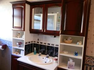 A bathroom at Balnacraig