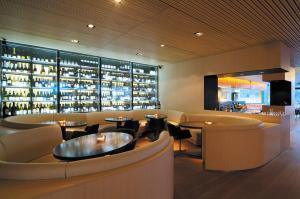 Salon ou bar de l'établissement Radisson Blu Hotel, Lucerne