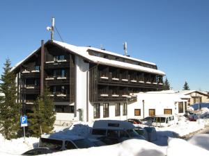 Hotel Dolomiti Chalet v zimě
