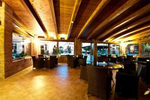 Restaurace v ubytování Hotel Princess