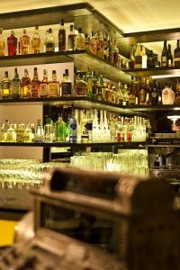Lounge nebo bar v ubytování Hotel Princess