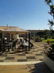 A restaurant or other place to eat at Parador de Málaga Golf