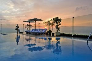 The swimming pool at or close to Miraflores Park, A Belmond Hotel, Lima