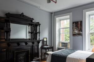 Un ou plusieurs lits dans un hébergement de l'établissement The Central Park North