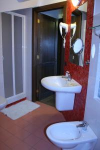 Bagno di Hotel Miramare