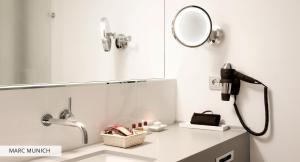 A bathroom at Marc München