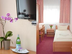 TV/Unterhaltungsangebot in der Unterkunft Hotel Bonverde (Wannsee-Hof)