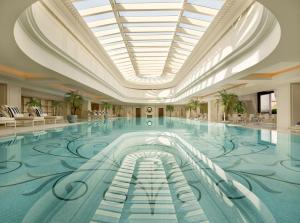 The swimming pool at or near The Peninsula Shanghai