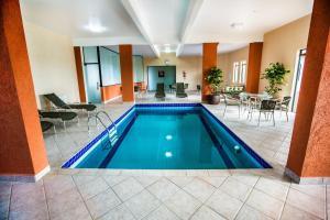 A piscina localizada em Gaboardi Park Hotel ou nos arredores