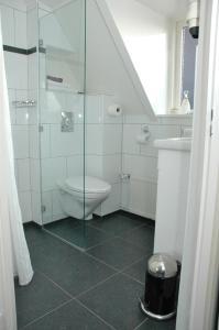 Salle de bains dans l'établissement De Herberg