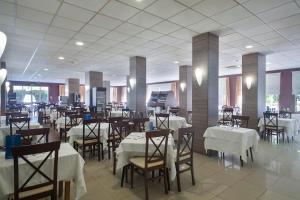 En restaurang eller annat matställe på Hotel Best Siroco