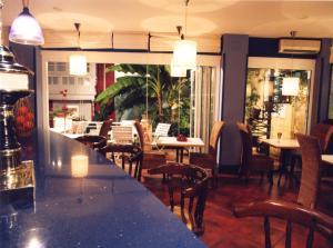 Un restaurante o sitio para comer en Marina de Campios