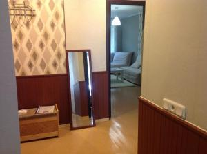 Ванная комната в Апартаменты на Лихачевском Шереметьево