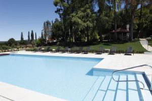 The swimming pool at or near Parador Casa Da Insua