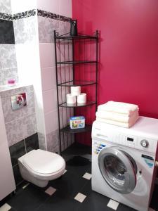 Łazienka w obiekcie Globetrotters' Apartment