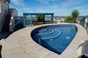The swimming pool at or near Landmark Resort