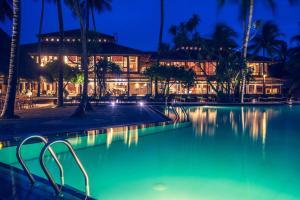 The swimming pool at or near Ranweli Holiday Village