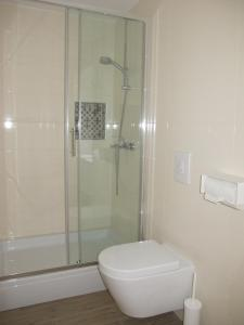 A bathroom at Fiorino Rooms Korčula