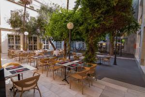 Un restaurante o sitio para comer en San Gil