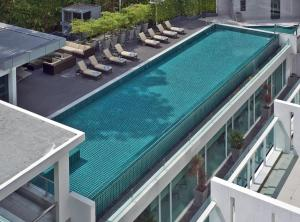 A view of the pool at Damas Suites & Residences Kuala Lumpur or nearby