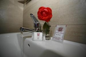 Bagno di Hotel Adler