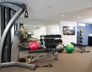 The fitness center and/or fitness facilities at Capitol Hill Hotel