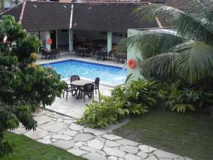 A piscina localizada em Pousada Recreio Da Praia ou nos arredores
