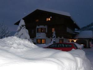 Appartements Lisa im Winter