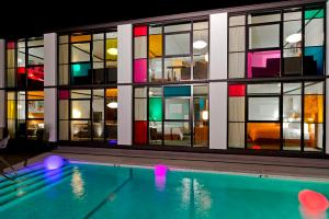 The swimming pool at or near The Verb Hotel