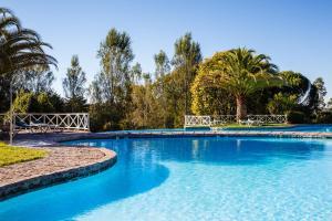 A piscina em ou perto de Hotel Fonte Santa