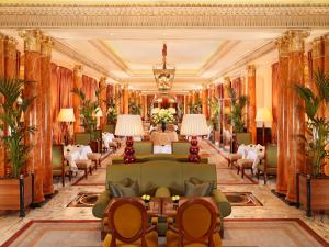 A restaurant or other place to eat at The Dorchester - Dorchester Collection