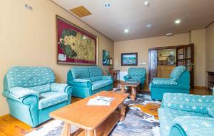Zona de estar de Hotel Riopar Spa