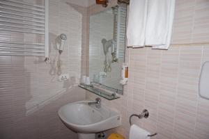 Salle de bains dans l'établissement Hotel Filippo