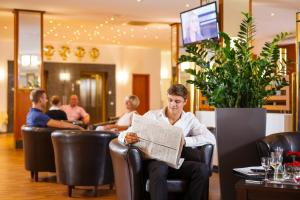 Guests staying at Hotel Rheingold