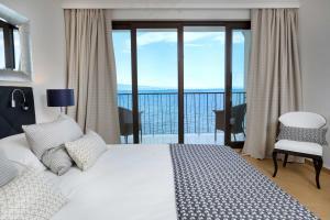 Cama o camas de una habitación en Amadria Park Hotel Royal