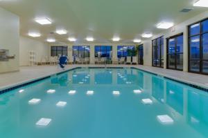 The swimming pool at or near Hampton Inn Clearfield