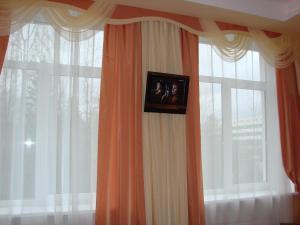 Телевизор и/или развлекательный центр в Парк Отель