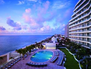 A view of the pool at The Ritz-Carlton, Fort Lauderdale or nearby