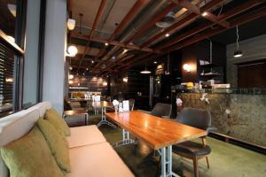 Lounge oder Bar in der Unterkunft Baiyoke Ciao Hotel