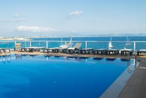 Piscine de l'établissement Hotel Club Sunway Punta Prima ou située à proximité