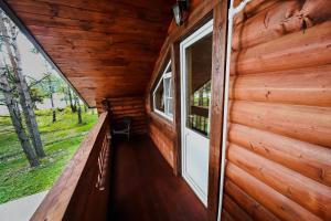 Балкон или терраса в Гостинично-ресторанный комплекс Подворье