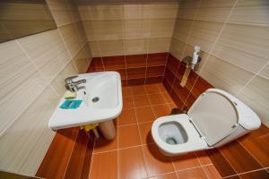 Ванная комната в Гостинично-ресторанный комплекс Подворье