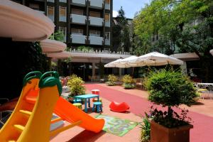 Children's play area at Hotel San Marco