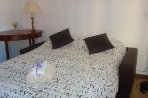 Letto o letti in una camera di Apartment Bruno's